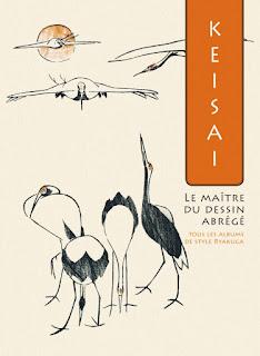 Keisai, le maître du dessin abrégé de Matthi Forrer