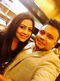 Azmeri Asha & Mishu Sabbir
