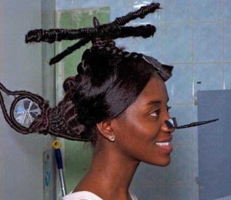 Funny Hairstyles Pictures Photos 2012 All Funny