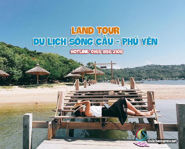 Land tour du lịch Sông Cầu Phú Yên