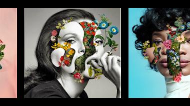 Los rostros de Marcelo Monreal. Faces [UN] Bonded