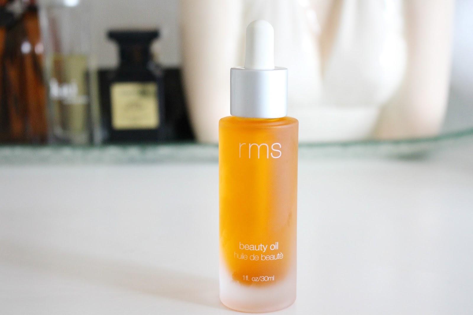 beauty oils for combination skin, facial oils for combination skin, rms beauty oil