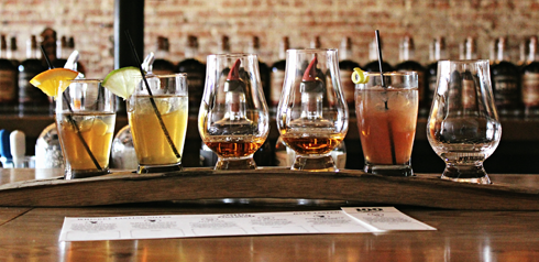 chattanooga whiskey company tennessee tasting
