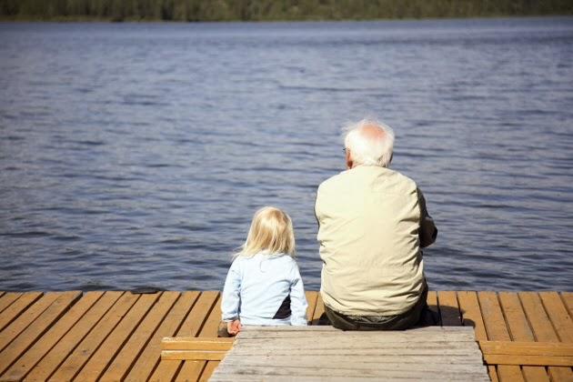 La herencia de un abuelo sabio.