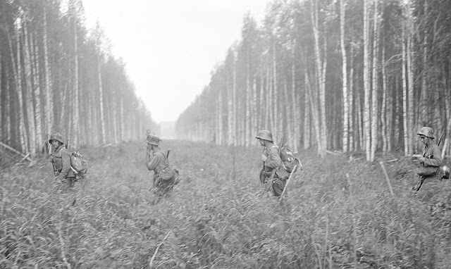 Finnish soldiers, 12 July 1941 worldwartwo.filminspector.com
