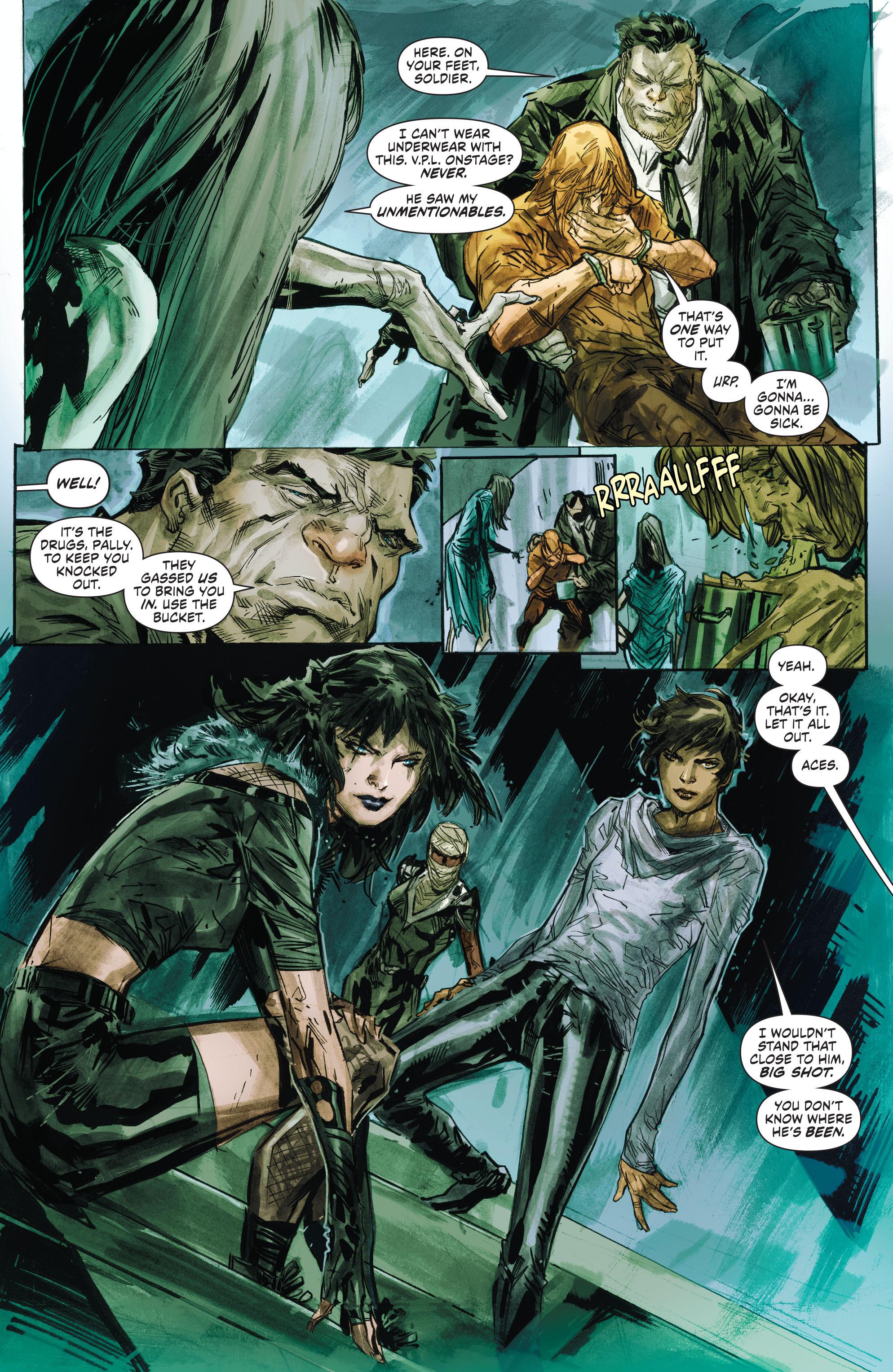 Read online Secret Six (2015) comic -  Issue #1 - 10