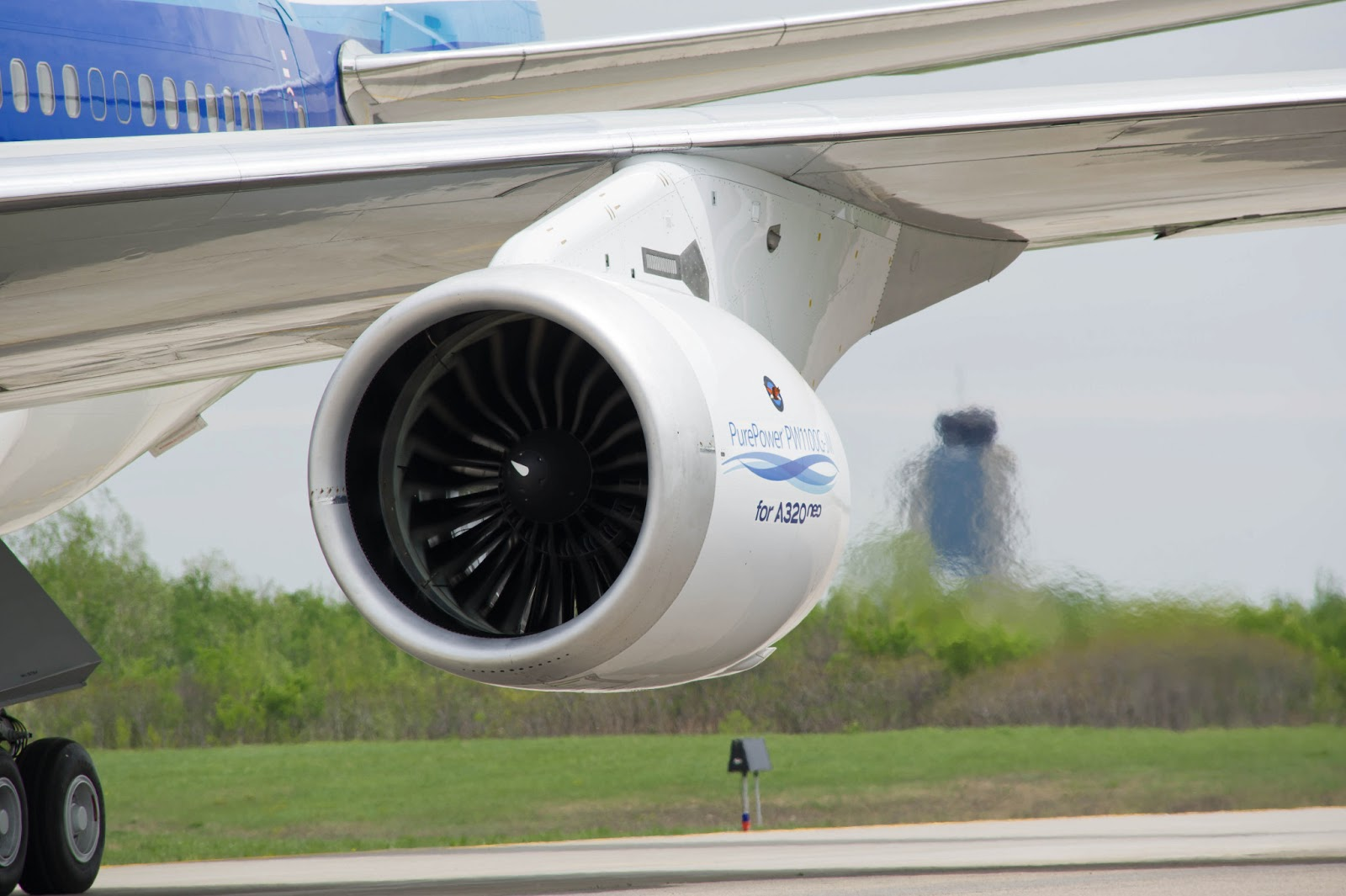 Purepower 1100g Jm Engine For A320neo Conducts First
