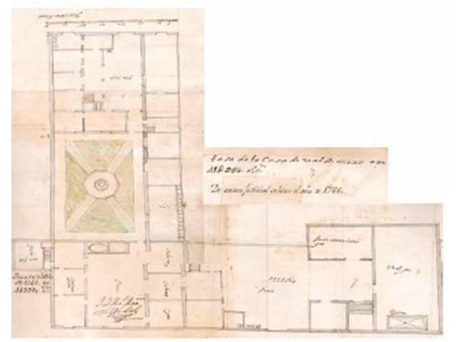 Historia de Valdemoro: Hospital de San José de 1766