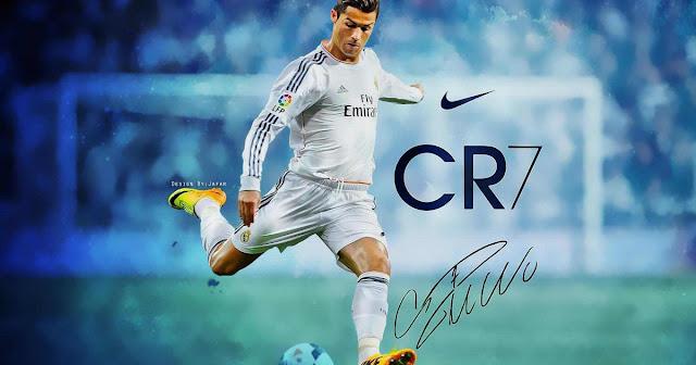 Cristiano Ronaldo in La LiGa Cup