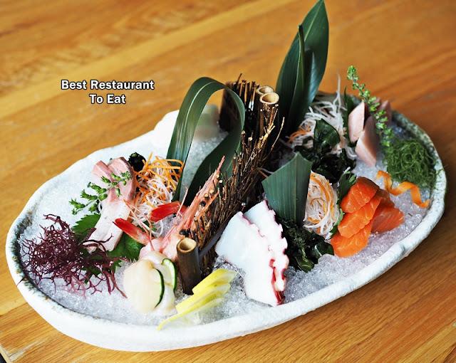 Matsu Sashimi Moriawase - Kimi-Ya Japanese Restaurant New Menu 2018 Old Klang Road Kuala Lumpur