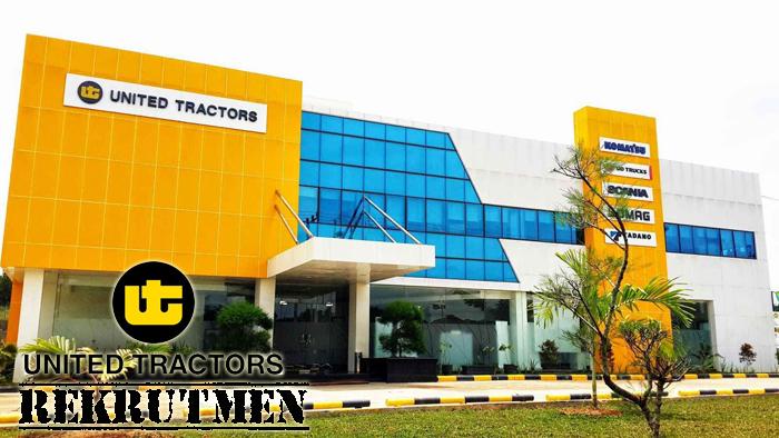 Loker United Tractors 2019