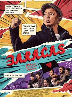 Download Baracas Barisan Anti Cinta Asmara 2017 WEBDL
