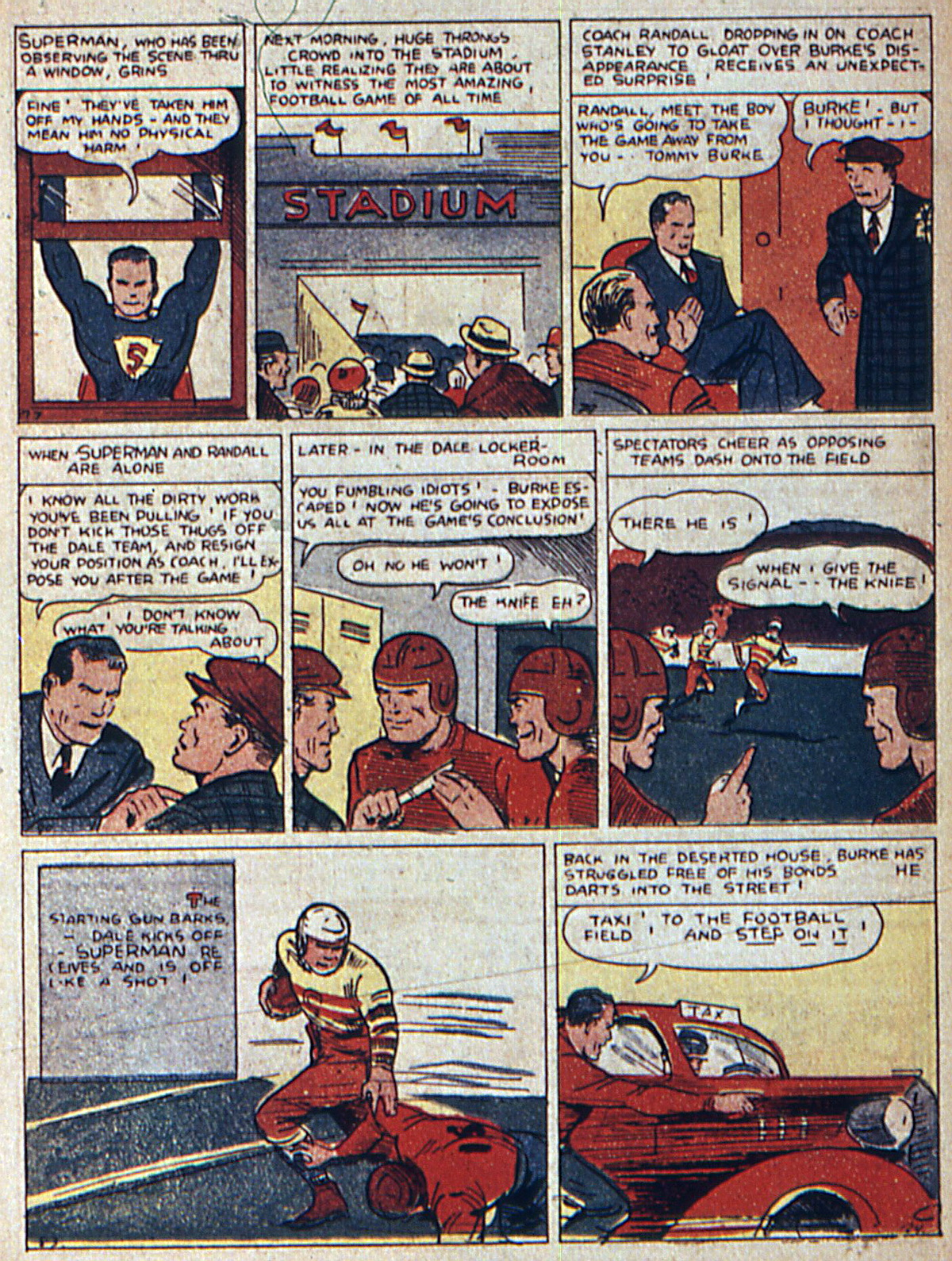 Read online Action Comics (1938) comic -  Issue #4 - 14