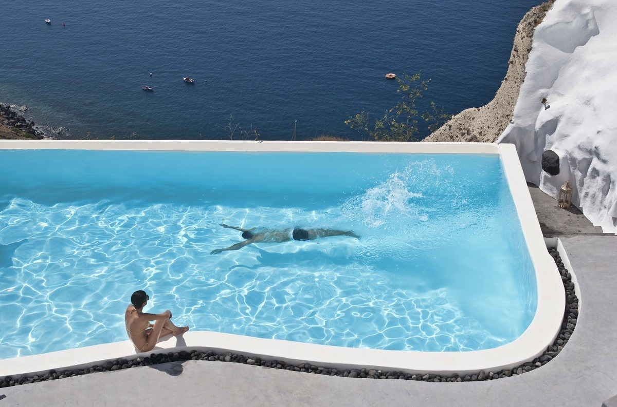 Passion For Luxury The Most Spectacular Infinity Pools
