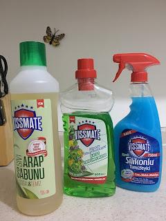Vissmate temizlik ürünleri