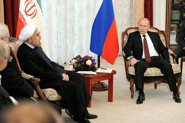 OPINION | Prospect for Iran - Russia Cooperation Against Daesh by Hossein Bozorgmanesh | IranReview.org