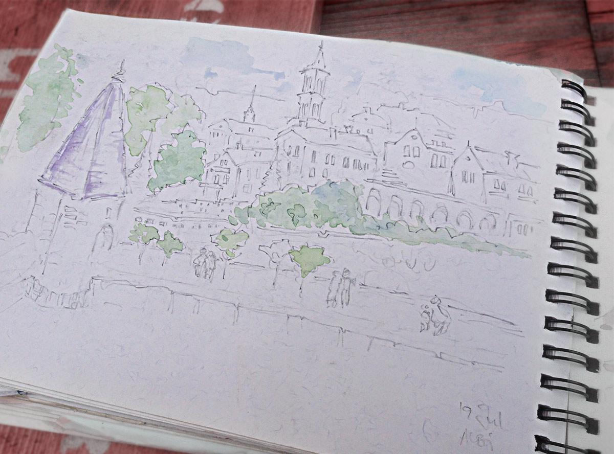 France, Sketch of ALBI