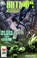 Batman - Journey into knight Tomo 4