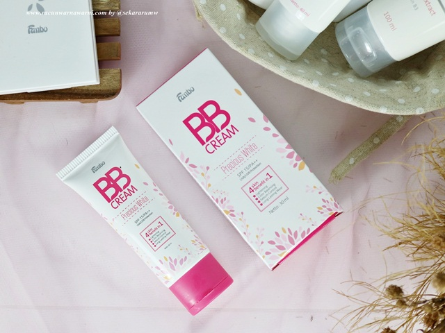 Review BB Cream Fanbo