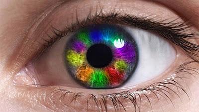 Mengetahui Penyakit dari warna bola mata