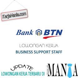 Lowongan Kerja PT Bank Tabungan Negara (Persero) April 2016