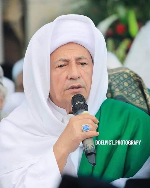 Tujuh Pesan Damai Habib Luthfi bin Yahya di Awal Tahun 2019
