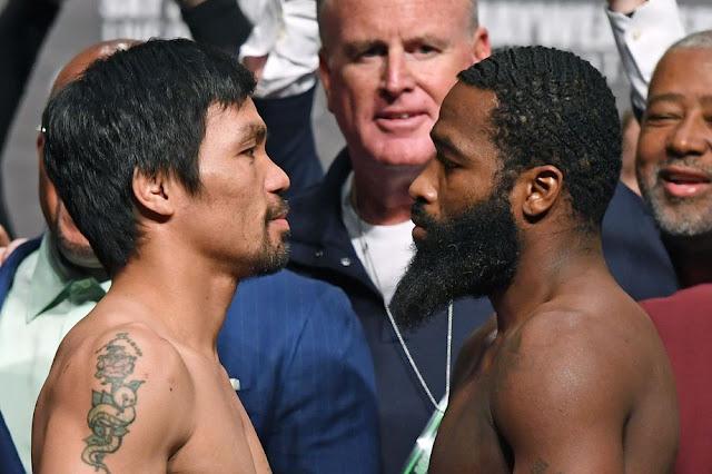 Manny Pacquiao vs Adrien Broner Watch Free LiveStream