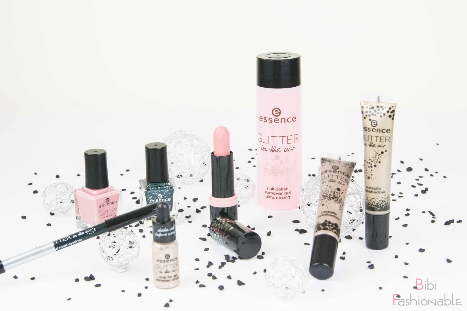 essence trend edition glitter in the air Titelbild