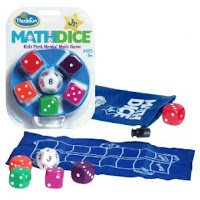 Math Dice Jr by ThinkFun