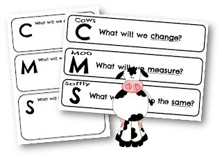 Classroom Freebies Too: Teaching about Variables
