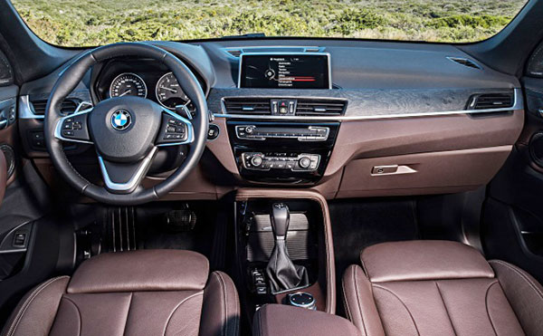 2016 BMW X1 SUV, Features & Specs