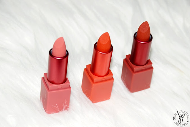 3 mini lipsticks