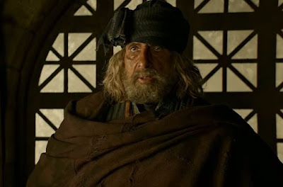 Amitabh Looks, Images, Thugs of Hindostan Amitabh Looks, Images, pictures