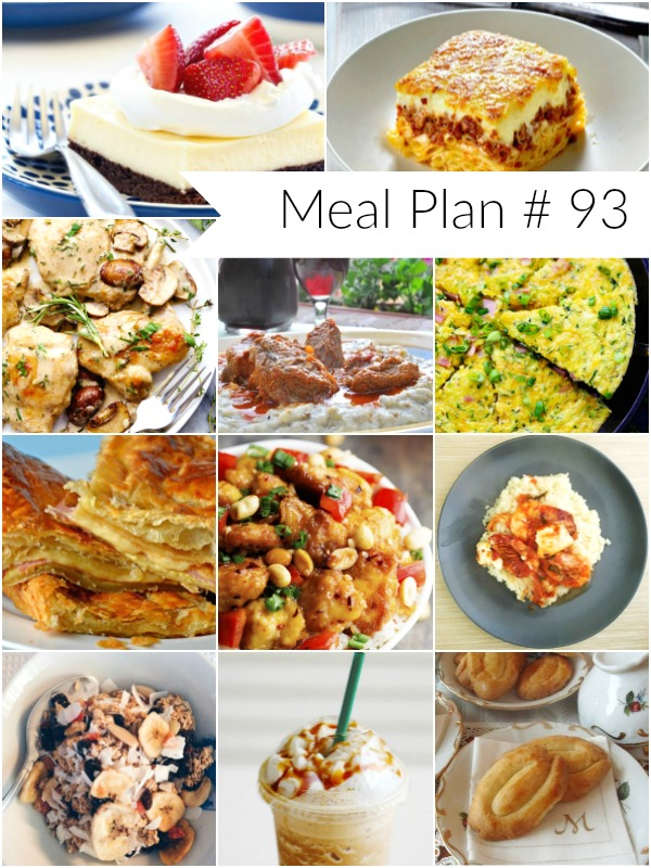 Weekly Meal Plan #93 - Ioanna's Notebook
