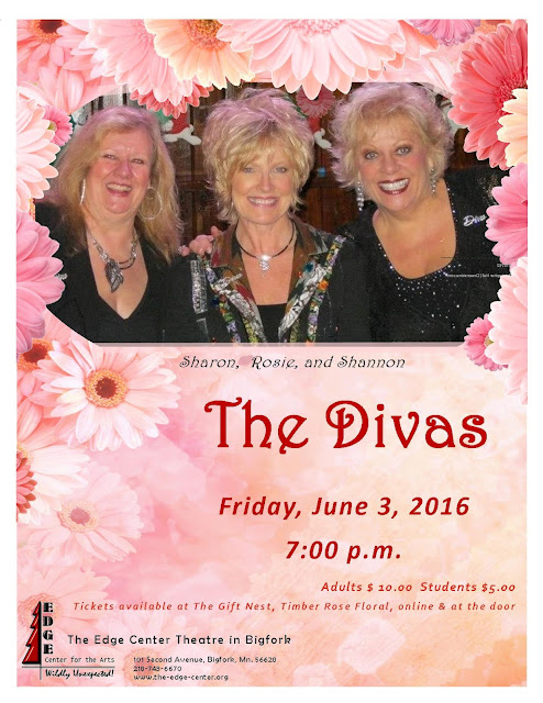 The Divas Summer Show in Bigfork at the Edge Close Harmony and Lots of Excitement - Edge Center for the Arts