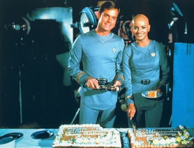Película Star Trek detrás de las cámaras