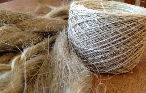 Flax fibre