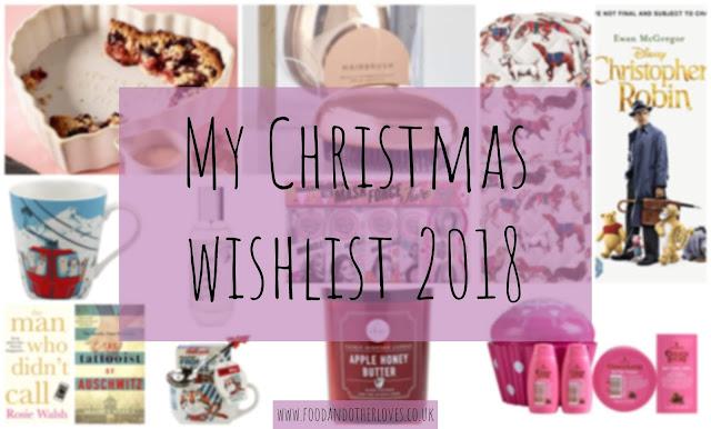 Christmas wishlist collage