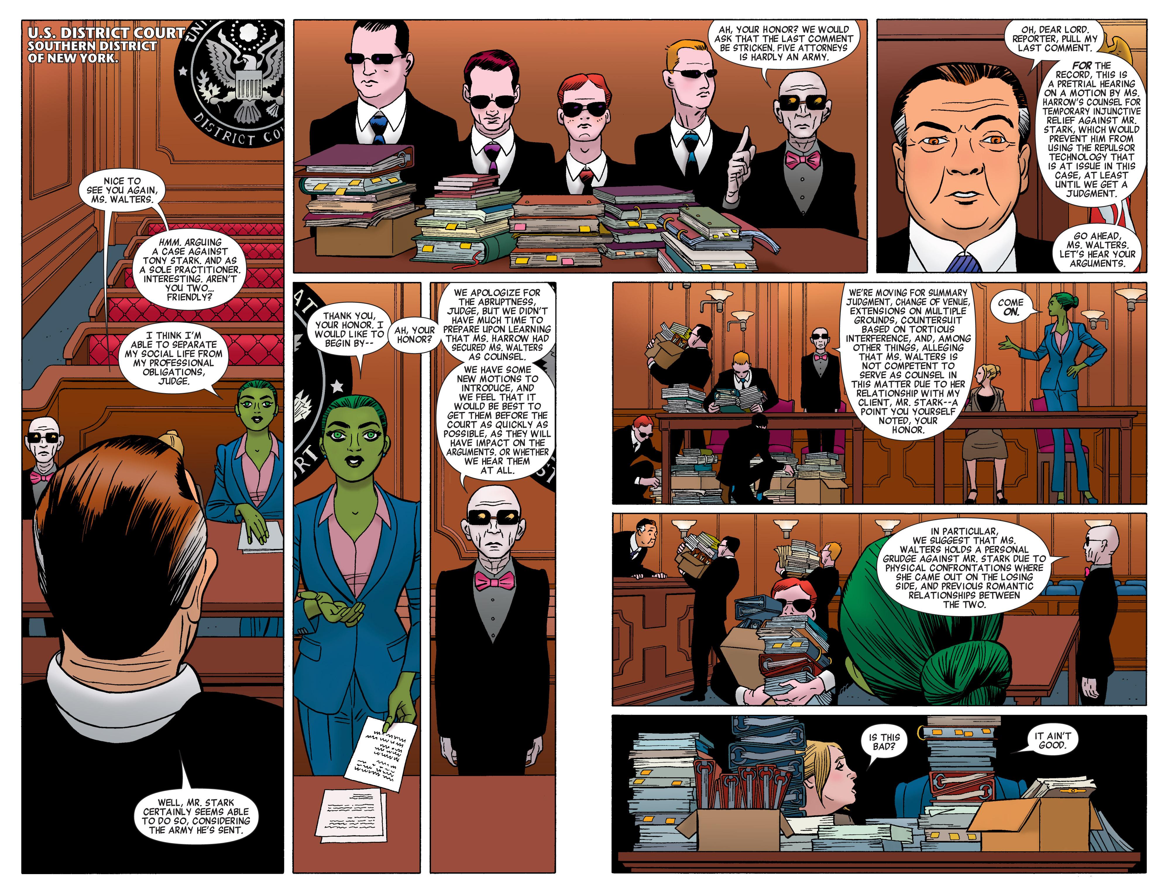 Read online She-Hulk (2014) comic -  Issue #1 - 13