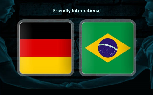 Germany vs Brazil Full Match And Highlights
