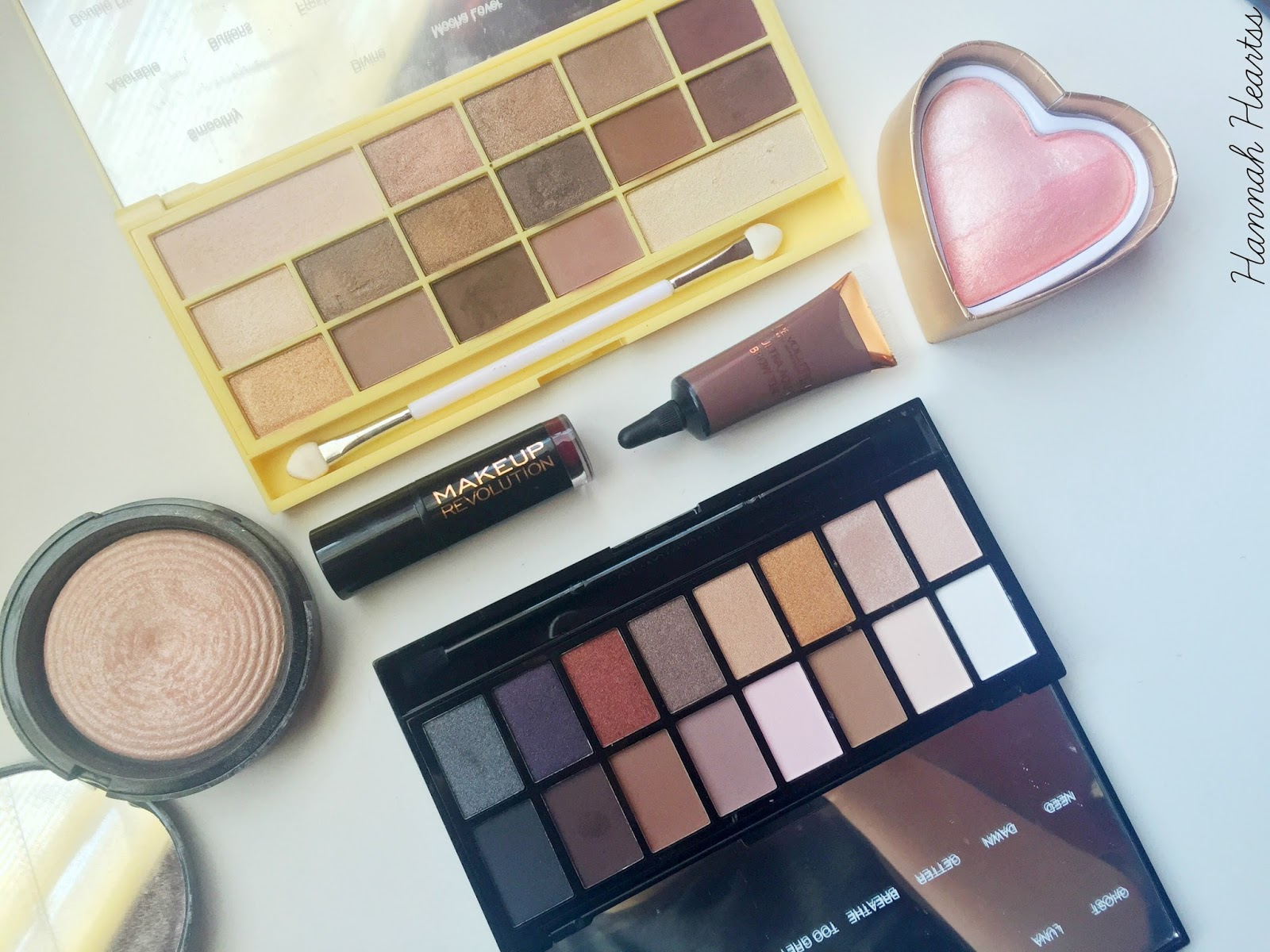 Brand Focus: Makeup Revolution