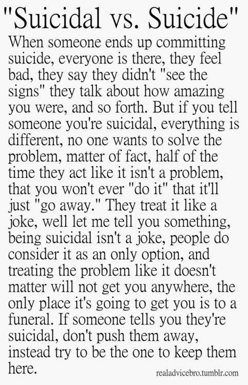 Suicide and Suicidal Behavior