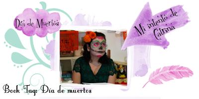 Book Tag: Día de muertos