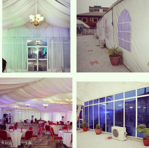 double doors event hall