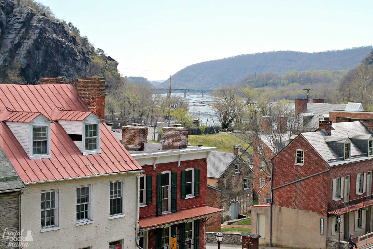 Tours Of Harpers Ferry