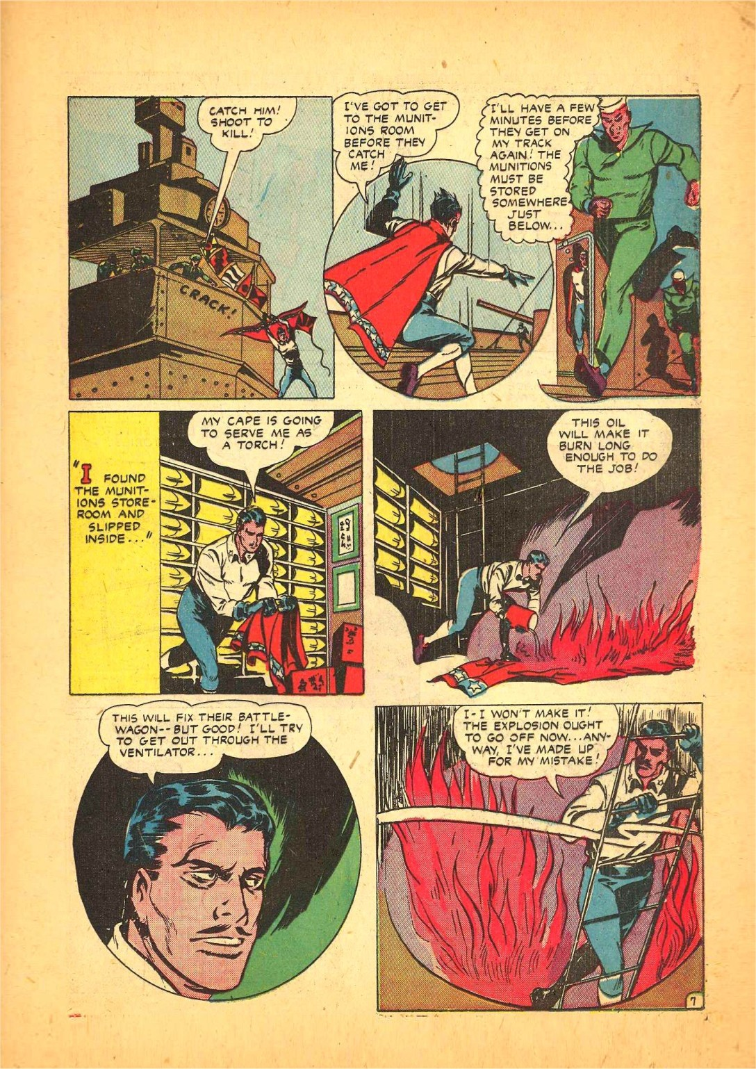 Read online Action Comics (1938) comic -  Issue #68 - 44