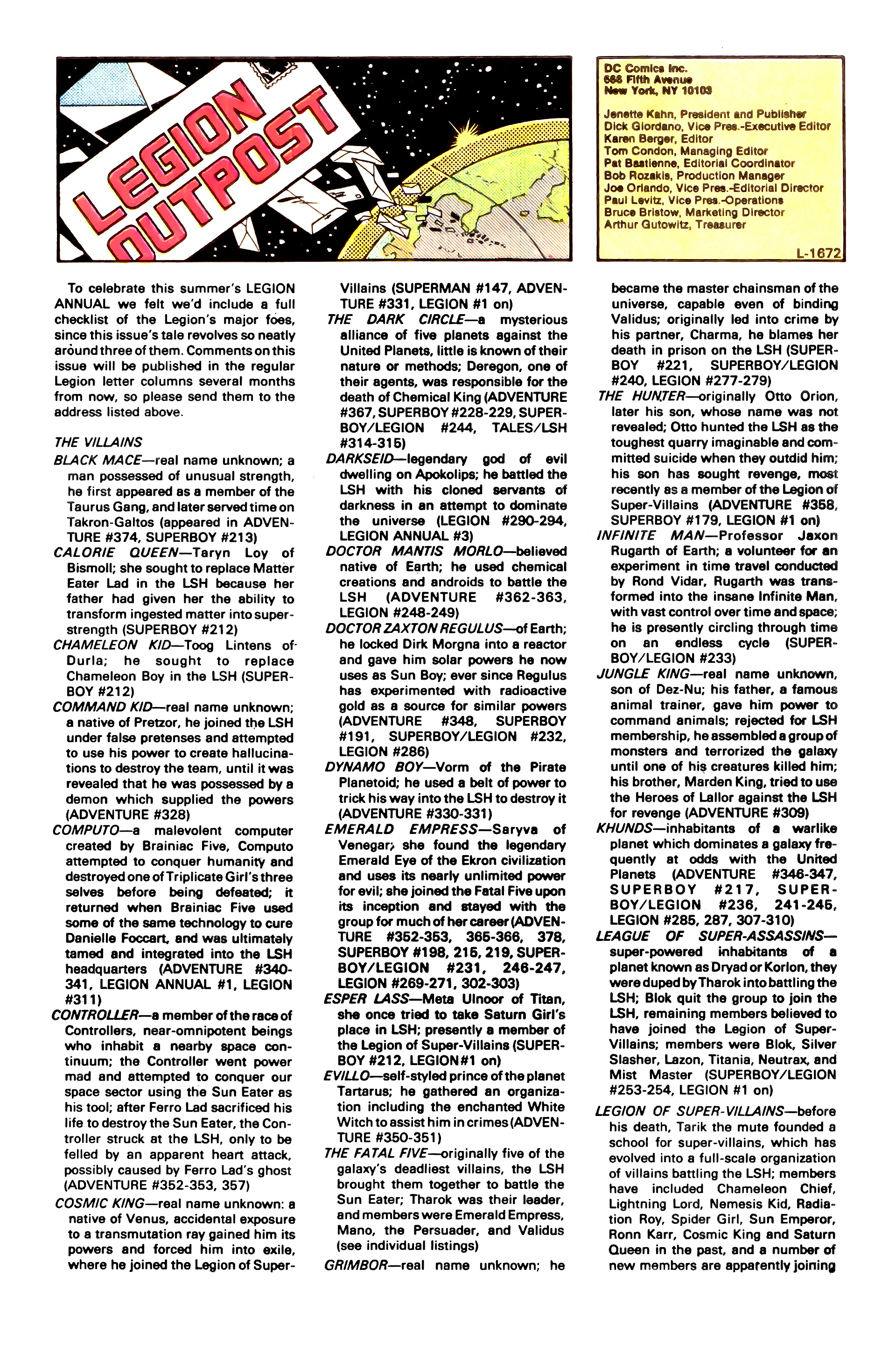 Legion of Super-Heroes (1980) _Annual_3 Page 39