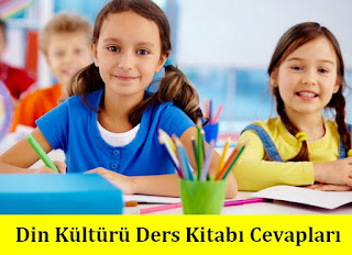 6. Sınıf Din Kültürü Meb Yayınları Ders Kitabı Cevapları