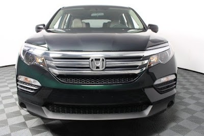 All New 2016 Honda Pilot Pictures HD