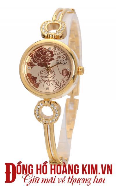 đồng hồ titan nữ uy tín